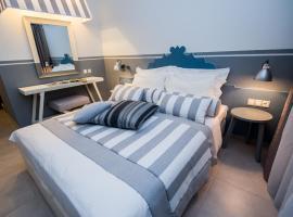 Alkyon Hotel, hotell nära Skopelos hamn, Patitiri