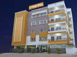 Tranzotel Bangalore Airport Hotel, hotel en Devanahalli-Bangalore