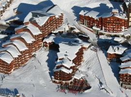 Village Montana, apartment in Val Thorens