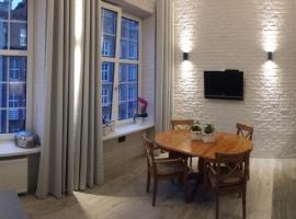 Apartment Into3City Old Town Gdansk – apartament w Gdańsku