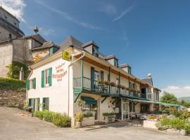 Auberge Le Cabaliros, hôtel à Argelès-Gazost
