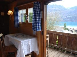 Cottage Gästezimmer, hotel in Brienz