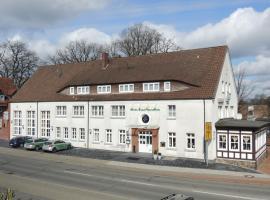 Hotel Stadt Munster, hotel in Munster im Heidekreis