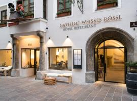 Weisses Rössl, отель в Инсбруке