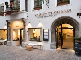 Weisses Rössl, Hotel in Innsbruck