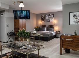 Hotel Cinnah, отель в Анкаре