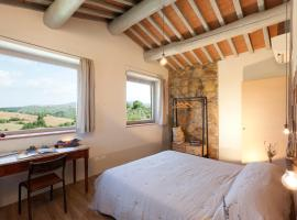 Casale Sterpeti, country house in Magliano in Toscana