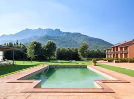 Hotel Vall de Bas, hotel a Joanetes