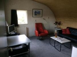 Vlinderhuis 21B, self catering accommodation in Schiermonnikoog