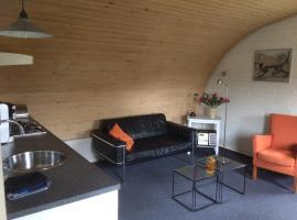 Vlinderhuis 21C, self catering accommodation in Schiermonnikoog