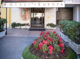 Hotel Europa, hotell i Modena