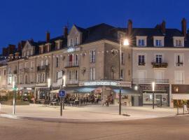 Le Pavillon, hotel a Blois