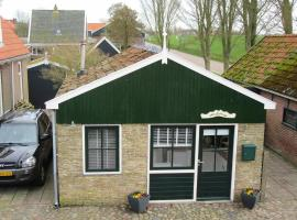 Het Dijk Huisje, budget hotel in Hindeloopen