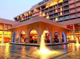 Pan Pacific Sonargaon Dhaka, hotel v destinaci Dháka