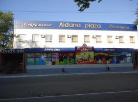 Aidana Plaza, hotel in Kostanay