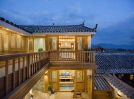 Jianshe Inn, hotel a Lijiang