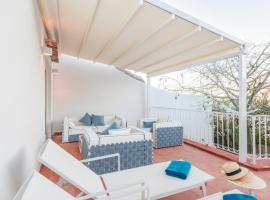 Casa Malu, apartment in Positano