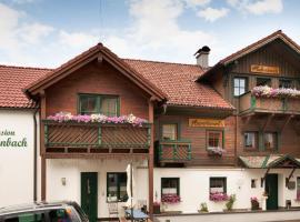 Das kleine Bio Hotel Tiefenbach, hotel v Schladmingu