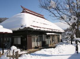 Nagano Farmstay, hotel in Nakano