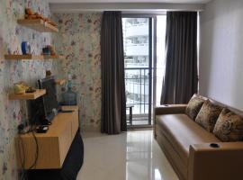 The Mansion at Dukuh Golf Kemayoran Apartment Tower Bellavista 2, hotel near Jakarta International Expo, Jakarta