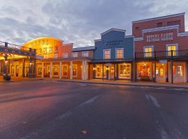 Disney's Hotel Cheyenne®, hôtel à Coupvray près de: La Vallée Village