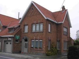 B&B House Caesekin, hotel dicht bij: IJzertoren, Diksmuide