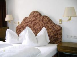 Eintracht Hotel, hotel en Bad Wildbad