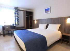 Brit Hotel Calais、カレーのホテル