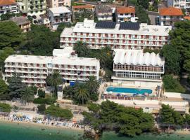 Hotel Aurora, hotel v Podgori