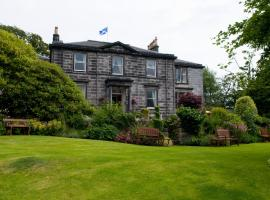Garvock House Hotel, family hotel in Dunfermline