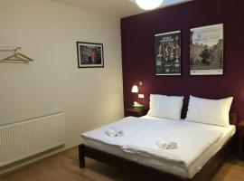 Central Studios, hotel near Florenc Central Bus Station, Prague