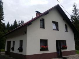 KÓŃSKO SIGŁA – dom wakacyjny w Wiśle