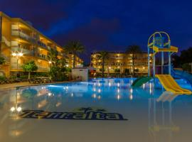 Apartamentos Turisticos Terralta, hotel familiar en Benidorm