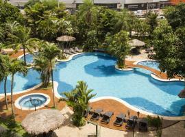 Hotel Camino Real, отель в городе Санта-Крус-де-ла-Сьерра