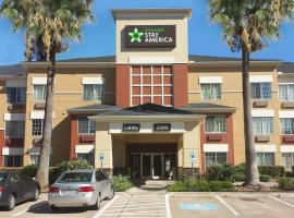 Extended Stay America - Houston - Galleria - Uptown, hotel in Houston