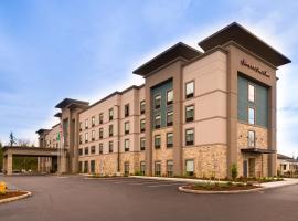 Hampton Inn & Suites Olympia Lacey, Wa, hotel v destinaci Olympia