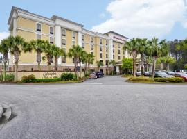 Hampton Inn & Suites North Charleston-University Boulevard, hotel in Charleston
