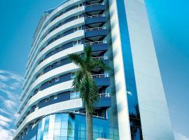Golden Blue Hotel, hotel em Londrina