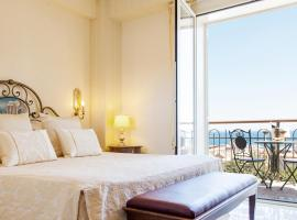 Art Hotel Diamond Naxos Taormina, отель в Джардини-Наксосе