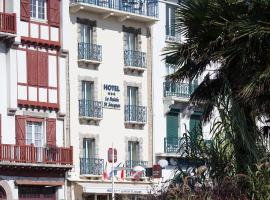 Hotel Le Relais Saint-Jacques, boutique hotel in Saint-Jean-de-Luz