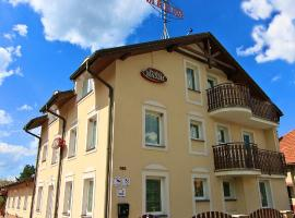 Guest House Maxim, hotel v destinaci Liptovský Mikuláš