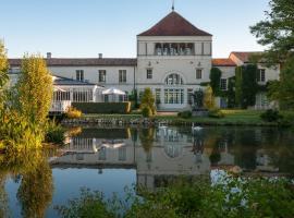 Les Sources de Caudalie, hôtel à Martillac