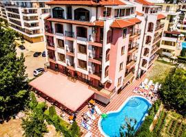 """Хотел Степ, хотел близо до Плаж """"Глобус"""", Слънчев бряг"""
