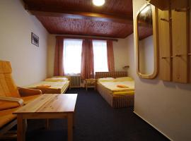 Penzion Sally, hotel v destinaci Albrechtice v Jizerských horách