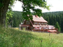 Appartements Gasthof Kanzlersgrund, Hotel in der Nähe von: Hans-Renner-Schanze, Oberhof