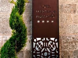 Hotel Spa Martín el Humano, hotel in Segorbe