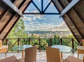 Wish Serrano, luxury hotel in Gramado