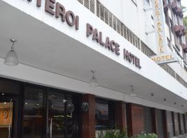 Niteroi Palace Hotel, hotel in Niterói