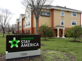 Extended Stay America Suites - Baltimore - BWI Airport - Aero Dr, hotel cerca de Aeropuerto internacional de Baltimore - Washington - BWI, Linthicum