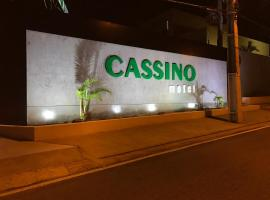 Cassino Motel, hotel near Juvenal Lamartine Stadium, Natal